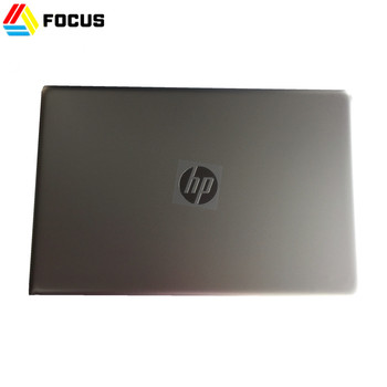 Original New Laptop for HP Pavilion Series 15-DA 15-DB Silver LCD Back Cover PN L20434-001