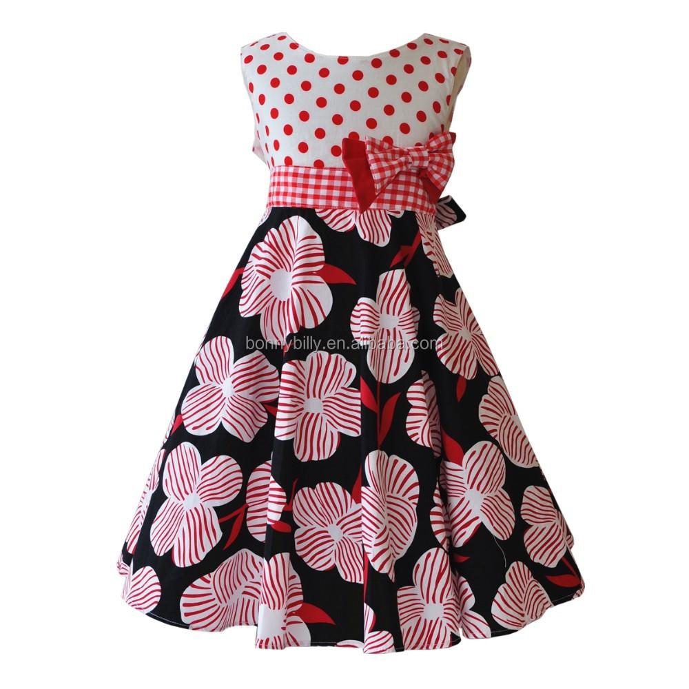 Baby Garments Design,100% Cotton Girls Dresses,Latest Child Dress ...
