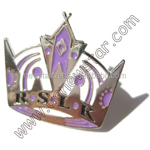 High quality metal hat pins for golf course