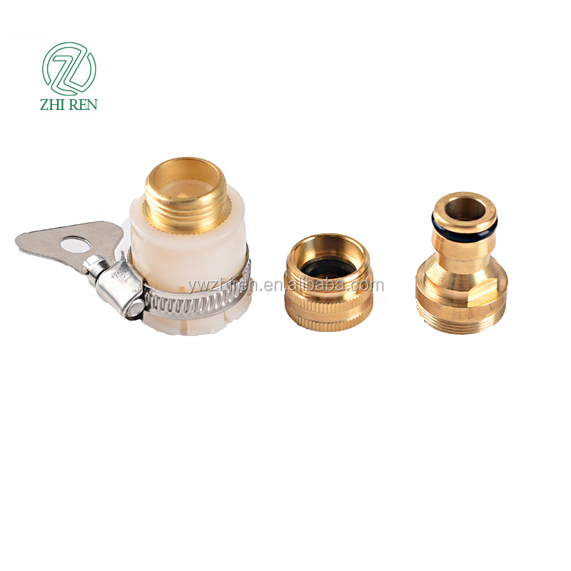 Quick Connect Water Hose Fittings Quick Pipe Fitting Tap Connector