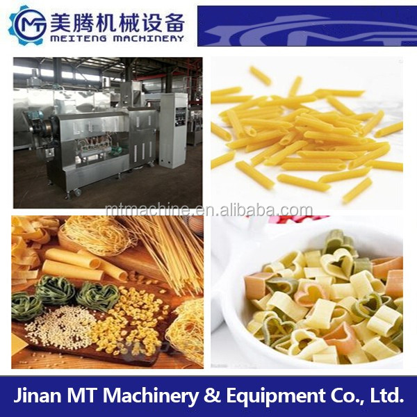Full Automatic Industrial pasta making machine