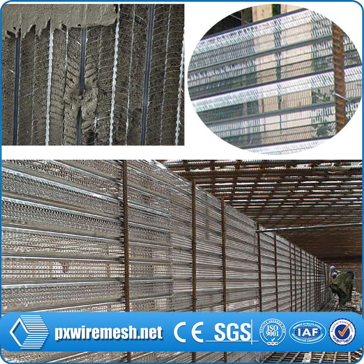 China Supplier Rib Lath/perforated Metal Sheet/high Rib Formwork ...