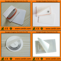 13.56mhz UHF rfid sticker label tag security