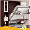Folding Wall Bed Furniture,Smart Furniture,Wall Bed