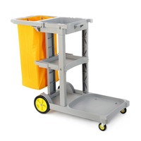 Window cleaning trolley mini cleaning trolley cleaner