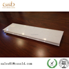 Custom PC extrusion LED shell transparent PC LED shade Cover/clear PC lamp shade