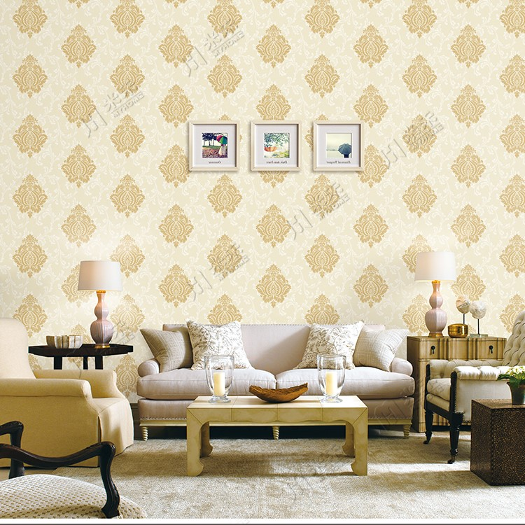 Myhome Wallpaper Supplier Manufacturing Interior Decor 3d Wallpaper