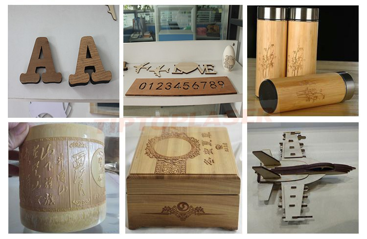 Factory direct sale cnc laser cutting machine price /co2 laser cutter for Acrylic/MDF/wood/plastic