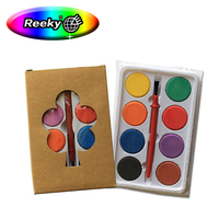 Chinese wholesale high grade water color watercolor paint set