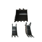 Various type of special attachments hydraulic mini excavator bucket