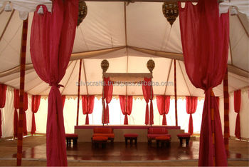 Indian Wedding Canopy Tent Decoration u0026 Mandap accessories (Wedding mandap u0026 Tents by Classic Silvocrafts : indian wedding tent decorations pictures - memphite.com