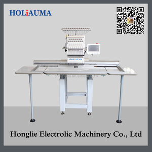 HOLiAUMA Larger Area Single head brother Type computerized embroidery machine for Sale