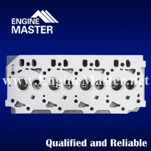 4TNE98 Engine Cylinder Head 729903-11100