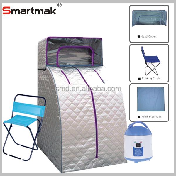 Personal Home Mini Portable Folding Ozone Steam Sauna For