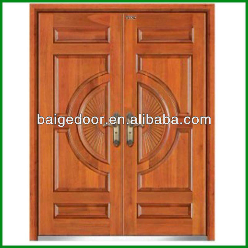 Exterior wood double doors images for External wooden double doors