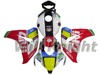 Injection Fairing for Honda CBR1000RR 2008 2009 2010 2011 CBR1000 08 09 10 11 Red White Yellow