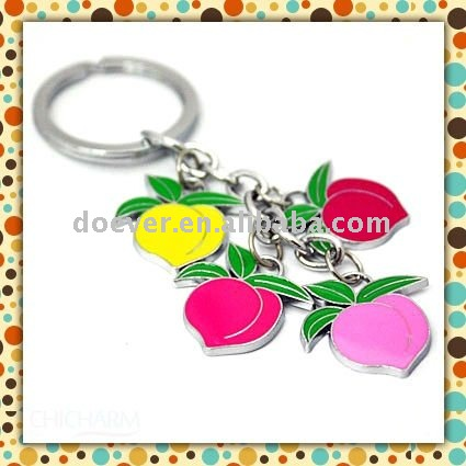 Bag Charms and Keyrings with Fashion Design!