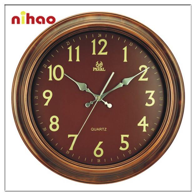 Big Size Wall Clock Part - 45: 2015 Fashionalbe Ajanta Digital Led Wall Clock With Big Size