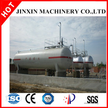 JX LPG storage tank, hydraulic vessel, tubular container on sale