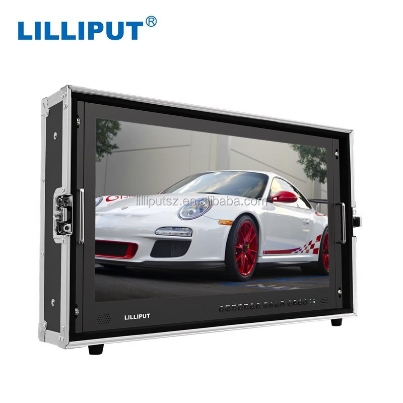 Lilliput 28 inch 4K Broadcast 3G-SDI Monitor 28 inch Ultra-HD Resolution CCTV Monitor