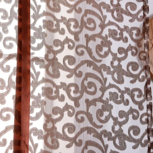 Наперл короткие римские струны жаккардовые капли для кухни окна тюль ткань прозрачная ткань горячая Распродажа занавески европейский стил...(Китай)