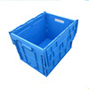 600*400*230mm hot sales cheap plastic collapsible box pallet folding crate