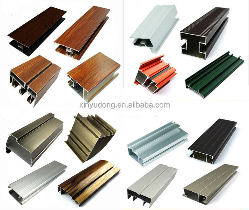 Aluminium Kitchen Profile Aluminium Sliding Door Profile