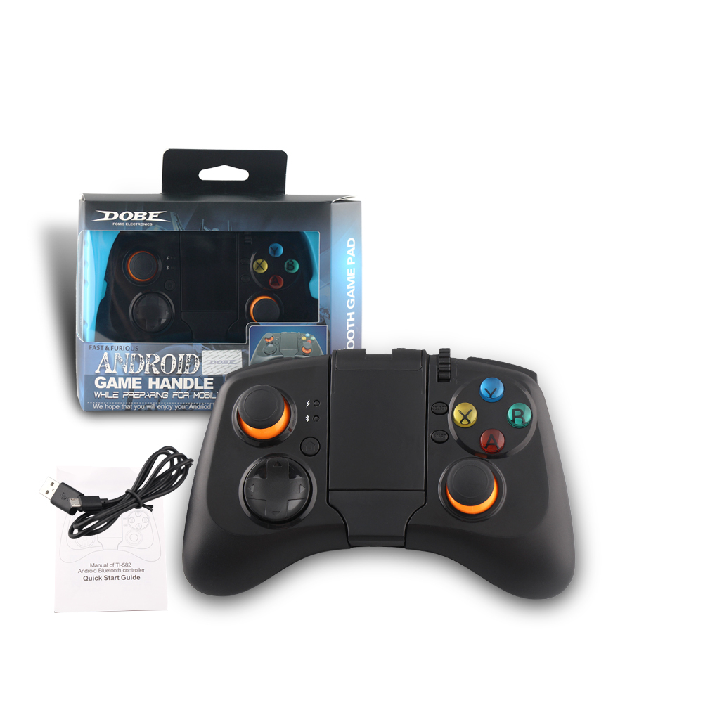Dobe Bluetooth Wireless Gamepad Controller for Android/ ISO/ PC Games Joystick