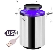 2019 Update USB Elektrische Mug <span class=keywords><strong>Machine</strong></span> 365NM UV LED Licht Insect Muggenval Muggen <span class=keywords><strong>Killer</strong></span> Lamp