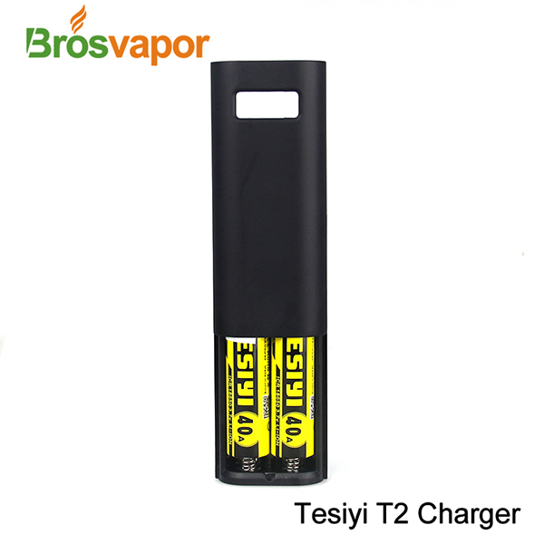 Alibaba hottest selling Tesiyi 18650 Smart Digital Charger Tesiyi T2 Charger for wholesales with best price from Brosvapor