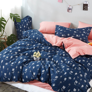 KOSMOS 2018 new design bed linen 100% cotton high quality queen china duvet cover
