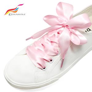 b059490985d19 Custom Satin Ribbon Shoelaces, Custom Satin Ribbon Shoelaces ...