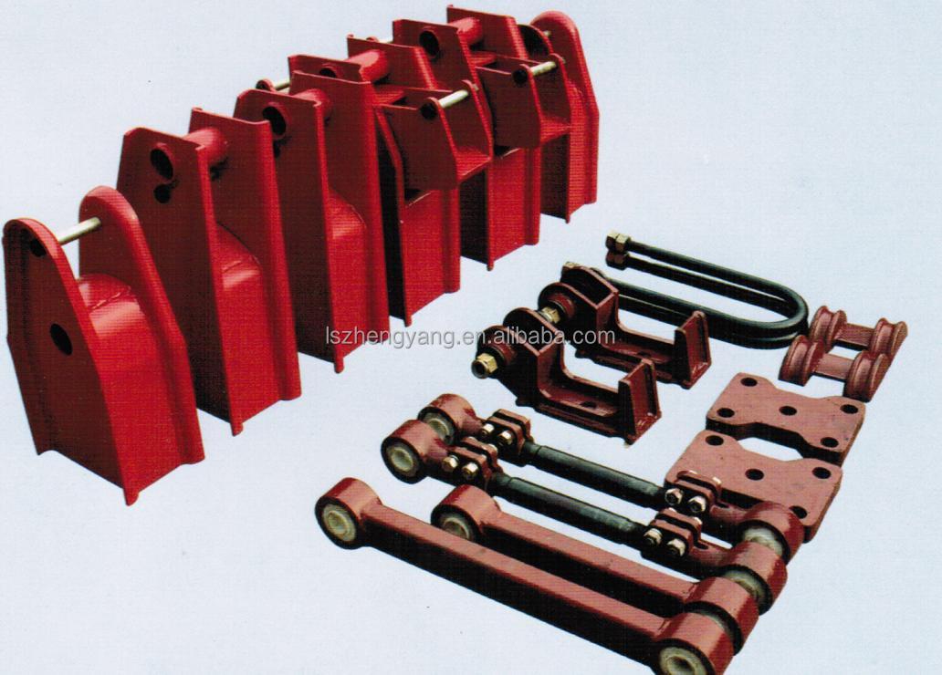 Semi Trailer Components : China oem semi trailer truck parts of suspension buy