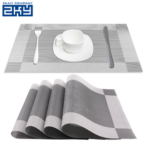 White Plastic Placemat Suppliers