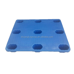 eco friendly cheap price blow mould plastic pallet China