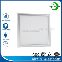 UL approved 600x600 office recessed ceiling Shenzhen square slim flat panel led light 25W