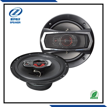 High End 3 Way Car Audio System Coaxial Speaker View High End Car