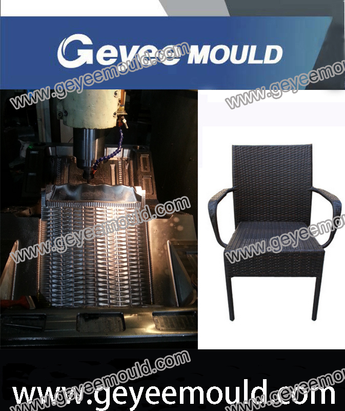 Plastic Rattan Chair,New Design Chair Mould Factory,China Chair ...