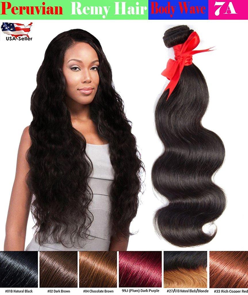 Buy Ecowboy 6a Peruvian Human Hair Body Wave Hair Bundle On Sale