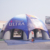 Large Giant Custom Printed Outdoor Advertising  Arch Tent  Inflatable