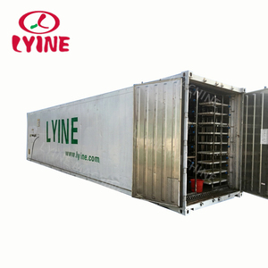 LYINE aquaponics growing systems hydroponic container agriculture machinery equipment vertical farming