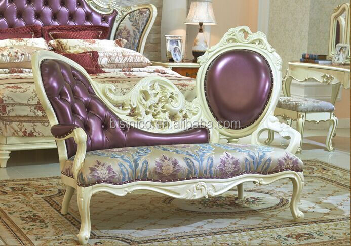 Fantastic European Style Bed End Stool Beautiful Designed Wood Carved Chaise Lounge Chair Palace Princess Sofa Chair Bf01 Ml026 Buy Wood Carved Chaise Gmtry Best Dining Table And Chair Ideas Images Gmtryco