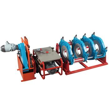 90-315mm Hydraulic PE pipe Welder