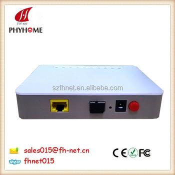 Phyhome/fh-rede De Fibra Óptica 1ge Gepon/hioso Epon Onu Compatível Com  Fiberhome Olt - Buy Epon Modem,Onu Modem,Gepon Moderno Product on  Alibaba com