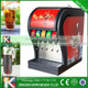 Pepsi cola fountain post mix dispenserflavours / juice and dispensing machine/coke fountain dispenser