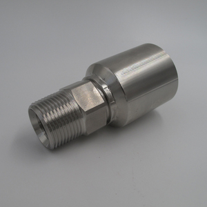 Parker BW series Crimp Style Hydraulic Hose Fittings