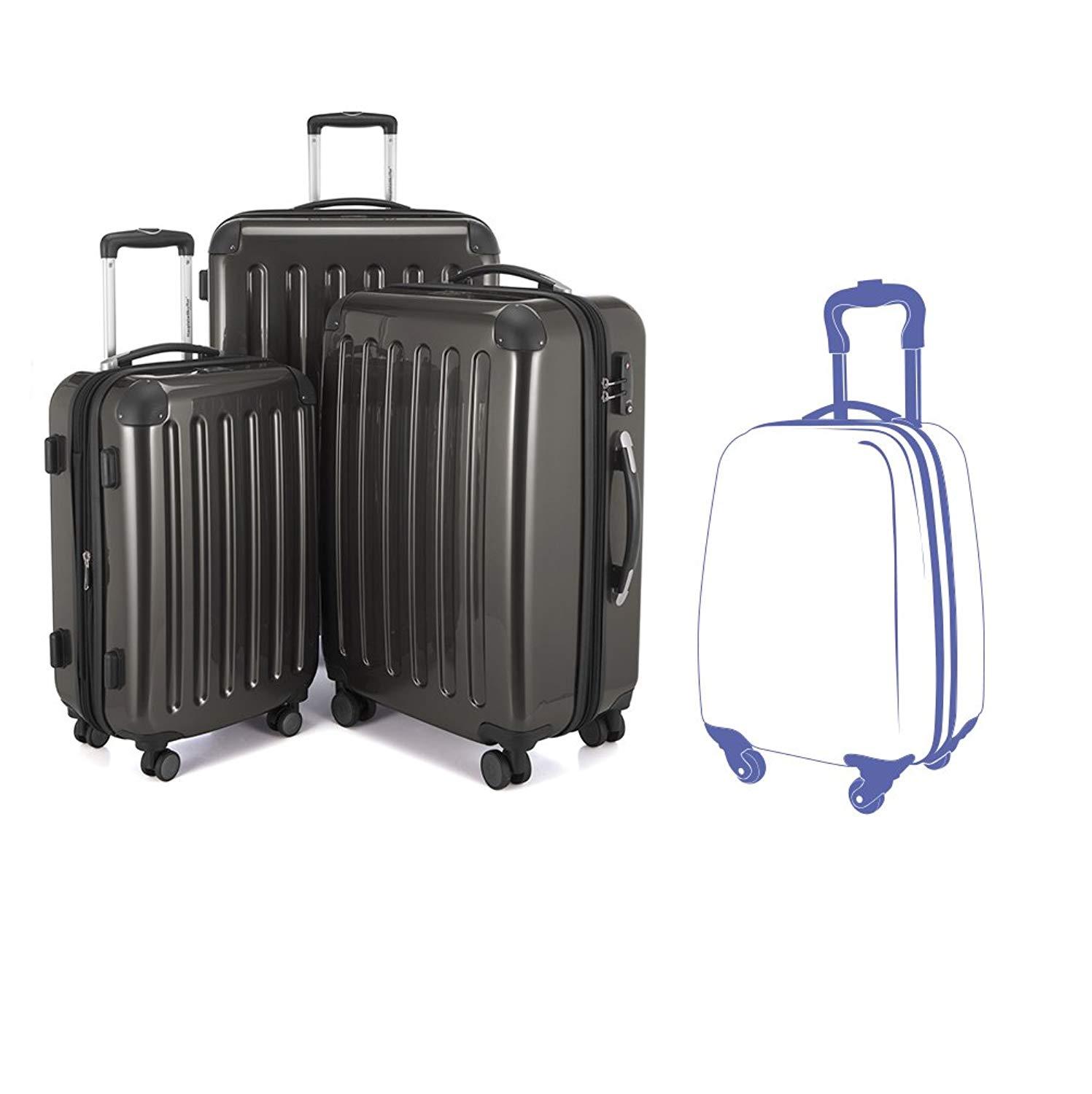 e9235f163964 Cheap Spinner Suitcase Sets, find Spinner Suitcase Sets deals on ...
