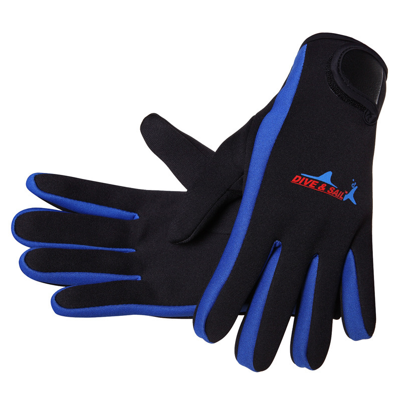 Slinx 1.5mm Neoprene Diving Gloves High Quality Gloves for Swimming Keep Warm Swimming Diving Equipment #533