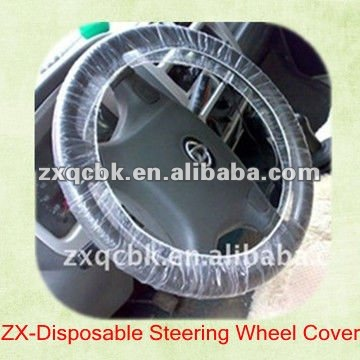 LDPE Disposable Steering Wheel Covers