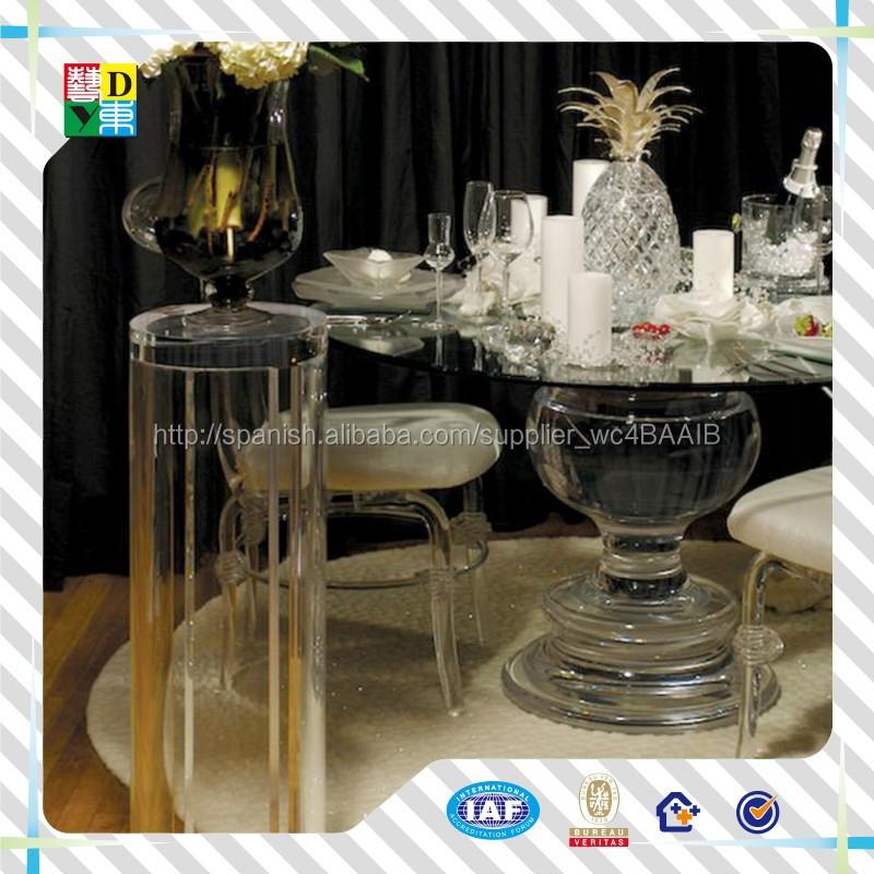 Productos m s vendidos en am rica de acr lico de lujo comedor conjunto mesa redonda de vidrio - Articulos mas vendidos ...